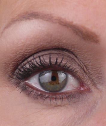 Nude Augen Make up – perfekt und einfach geschminkt