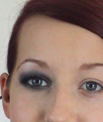 Smokey Eyes - Augen Make Up