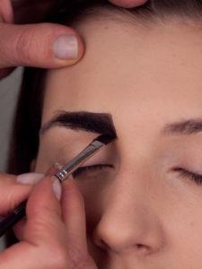 Kleopatra - Augenbrauen