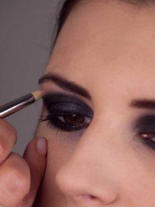 Smokey Eyes Variante - Highlighter 1