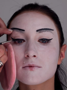 Geisha Lidstrich