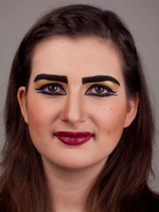 Kleopatra-Nachher