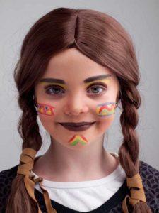 Indianer schminken – Squaws dürfen im Karneval oder Fasching nicht ...