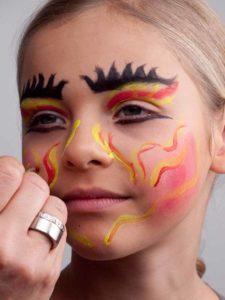 wie schminkt man eine prinzessin