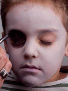 Totenkopf - Augen 1