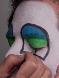 Clown-Augenfarbe-2
