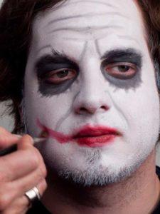 Joker Schminkanleitung Kostum Selber Machen