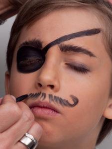 Pirat Schminken Piratenkostum Selber Machen