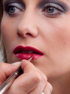 Rote Lippen 2