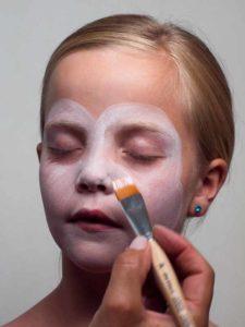 Grundierung schminken 2