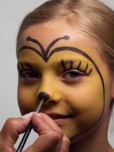 Susse Kleine Biene Maja Schminken Kostum Selber Machen