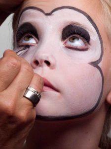 Augen schminken 2