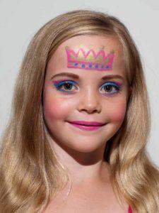 Schminken Wie Eine Prinzessin Schminkanleitung Kostum