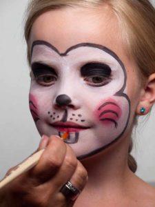 Lippen schminken 1