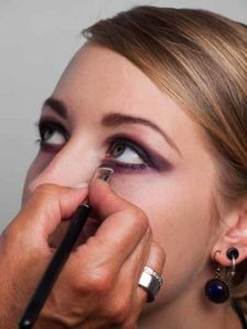 Twilight Look - Unteres Augenlid betonen 1