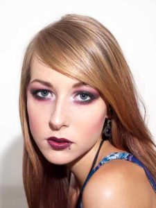 Twilight Look - offene Haare