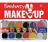 Fantasy Aqua Make up Set