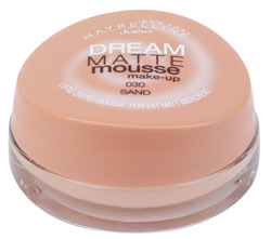 Maybelline Jade Dream Matte Mousse Make-up