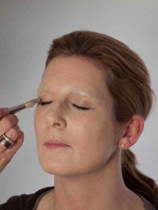 Katzenberger - schminken und Kostüm für Karneval selber machen - Make up 2
