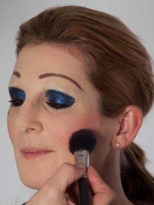 Katzenberger - schminken und Kostüm für Karneval selber machen - Rouge