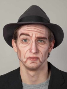 Opa Kostüm Alter Mann Schminkanleitung Kostüm