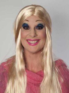 Katzenberger - schminken und Kostüm für Karneval selber machen - Nachher