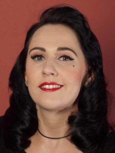 Dita von Teese - Make up Look schminken 2