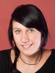 Dita von Teese - Make up Look schminken - Vorher