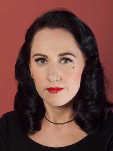 Dita von Teesen - Make up Look schminken - Nachher