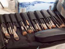 Make up Artist Pinselset