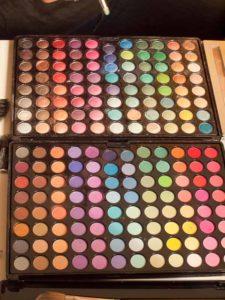 Katy Perry Make up Look schminken - Farbauswahl 2