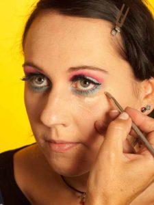 Katy Perry Make up Look schminken - Concealer 1