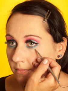 Katy Perry Make up Look schminken - Concealer 2