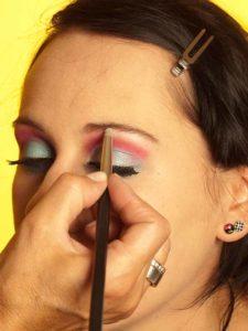 Katy Perry Make up Look schminken - Highlighter