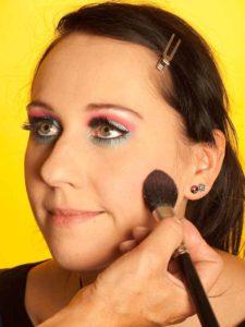 Katy Perry Make up Look schminken - Rouge