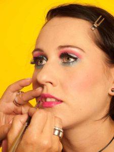 Katy Perry Make up Look schminken - Lippenstift 2