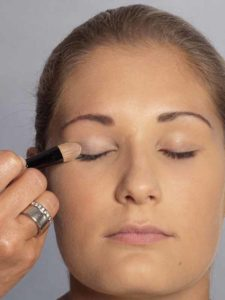 Helene Fischer Make up - Lidschatten Base 1