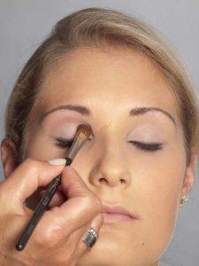 Helene Fischer Make up - Lidfalte 1