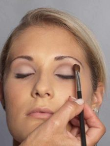 Helene Fischer Make up - Lidfalte 2