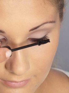 Helene Fischer Make up - Wimpern tuschen 1