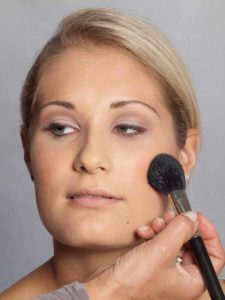Helene Fischer Make up - Rouge
