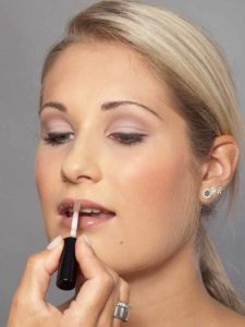 Helene Fischer Make up - Lipgloss 2