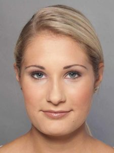 Helene Fischer Make up - Nachher