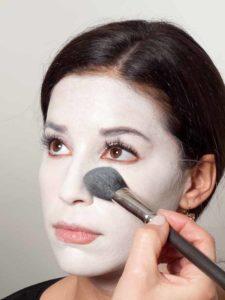 Black Swan Look & Kostüm - Puder 2