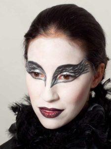 Black Swan Look & Kostüm - Variante nur Federboa 1