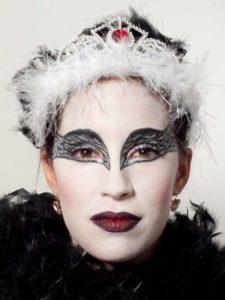 Black Swan Look & Kostüm - Variante mit Krönchen 1