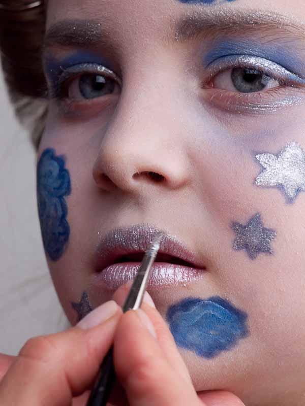 Himmlischer Engel Schminkanleitung Kostum Fur Karneval