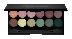 Sleek Lidschatten Palette Garden of Eden