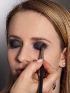Aktueller Smokey Eyes Look