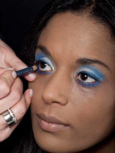 Motsi Mabuse Make up Look - Kajalstrich 1